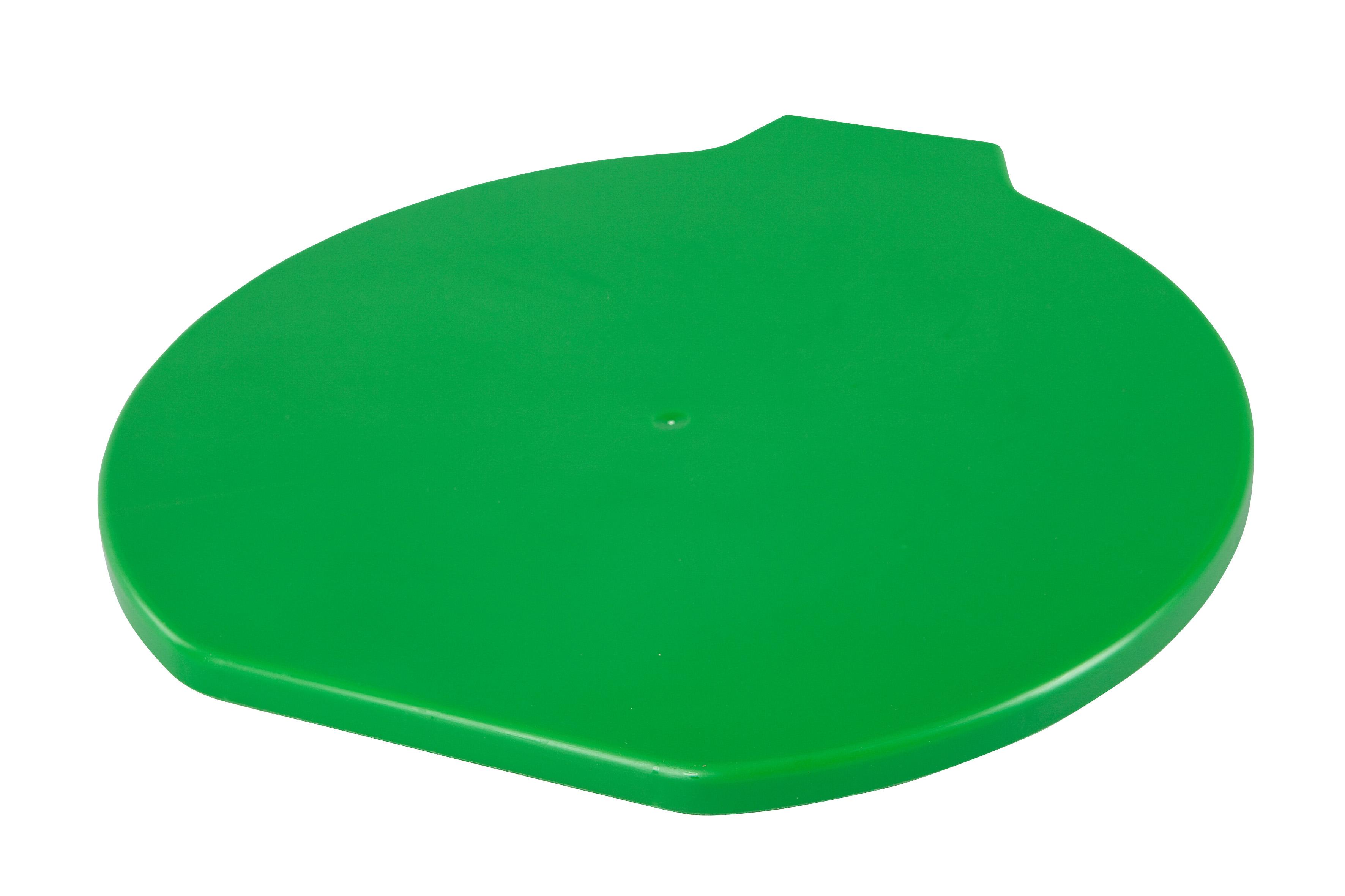 Unimop kaas 15 L ämbrile, roheline, kastis 4 tk