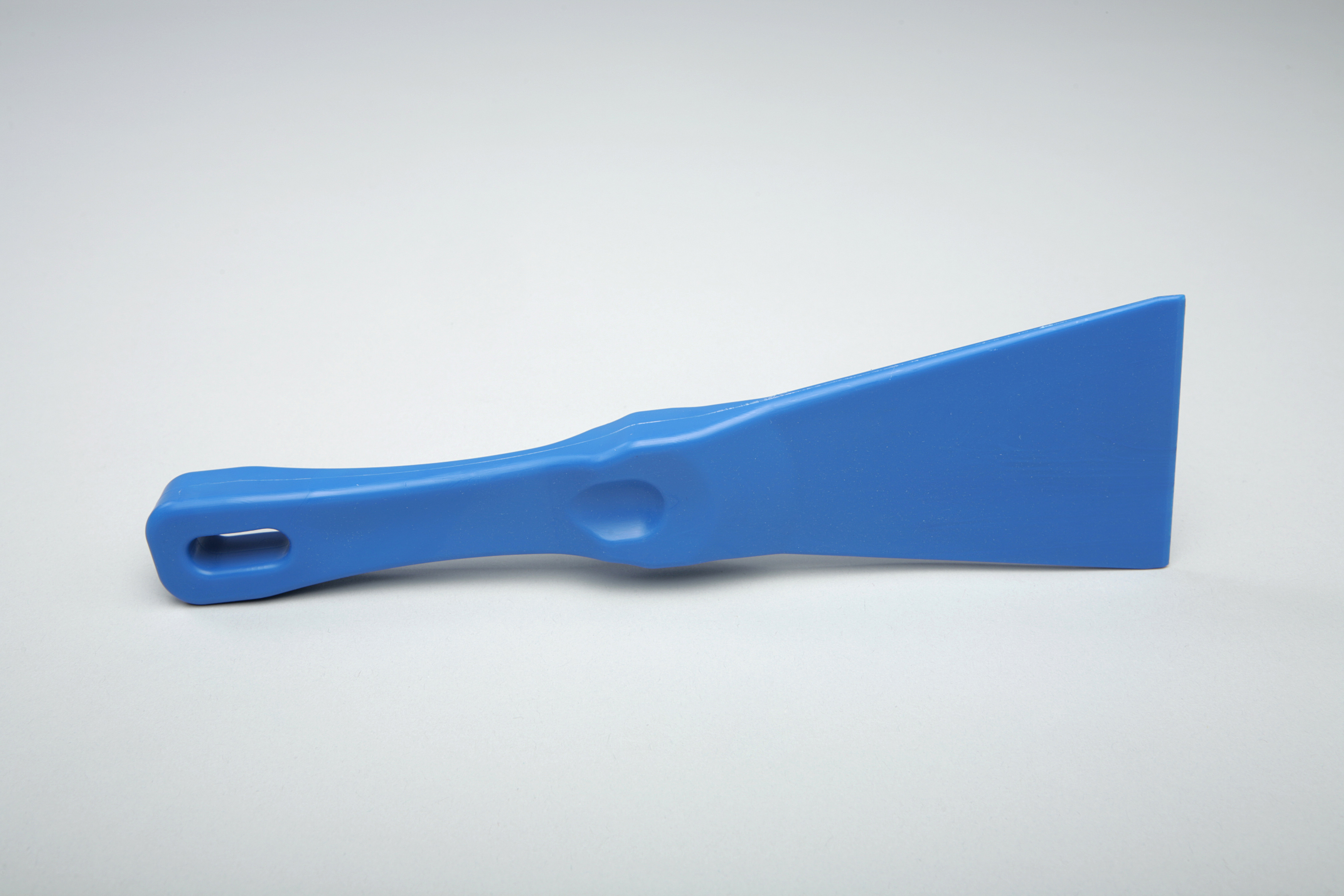 Unimop spaatel varrega 75 x 250 mm, kollane, kastis 12 tk