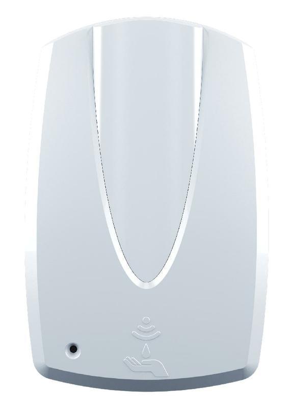 Sanitex MVP dosaator, seebile ja desoainele, automaatne, valge