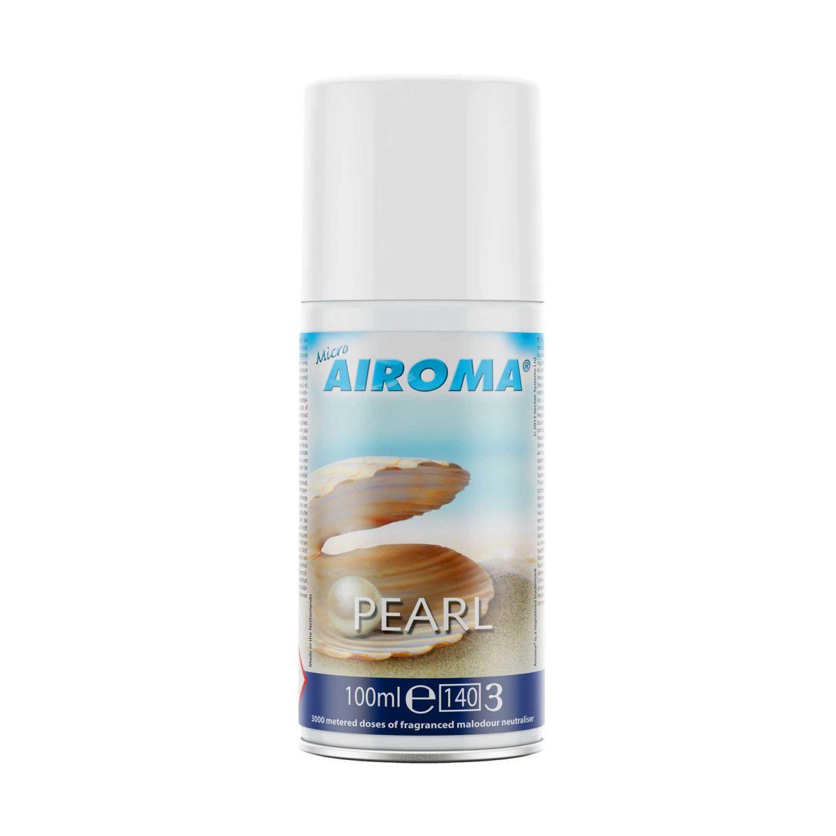 Vectair Micro Airoma kollektsiooni lõhn Pearl, 100 ml, 12 tk kastis