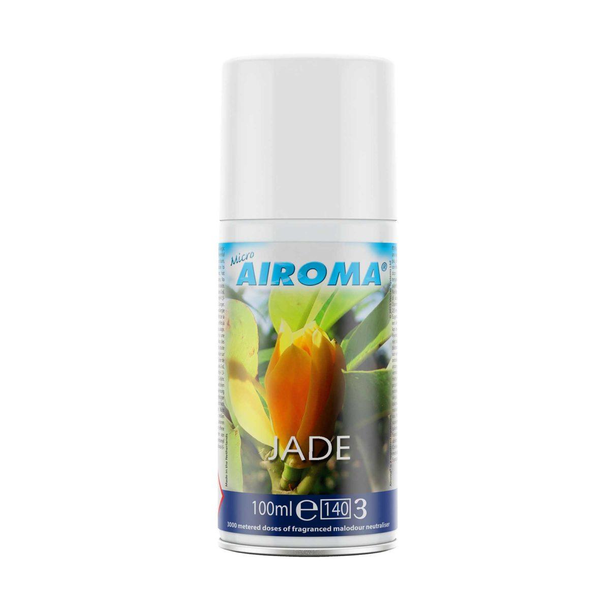 Vectair Micro Airoma kollektsiooni lõhn Jade, 100 ml, 12 tk kastis