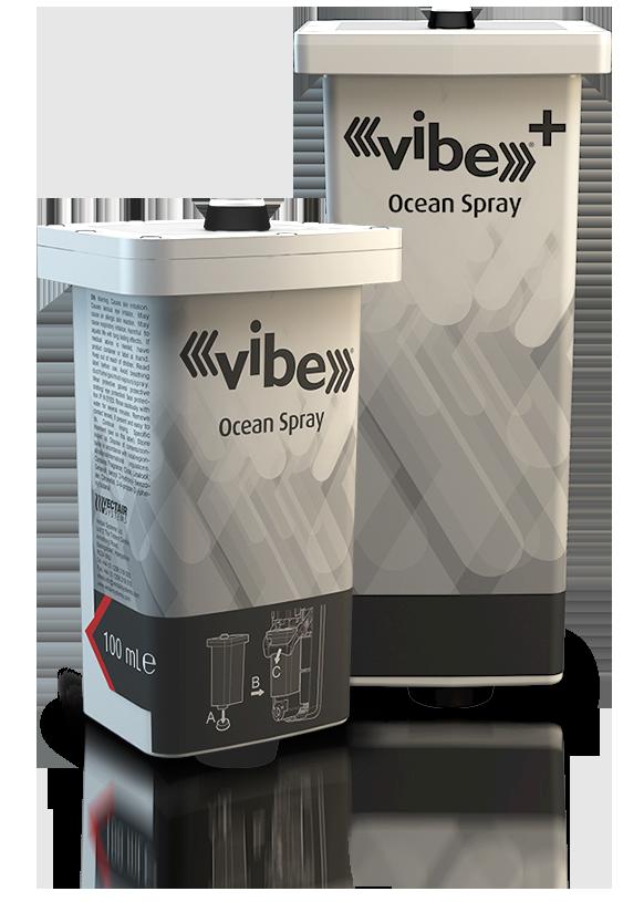 Vectair Vibe lõhn Ocean Spray,  kastis 4 tk