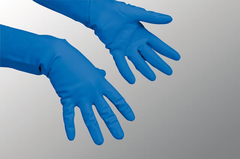 Vileda Kummikindad MultiPurpose, sinine, S, 10 paari pakis